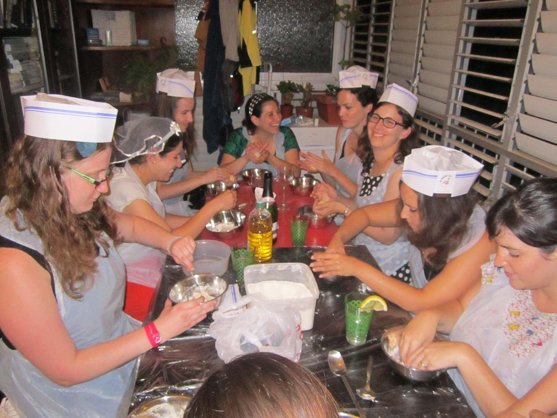 מסיבת רווקות ליאור, תל אביב, 2014