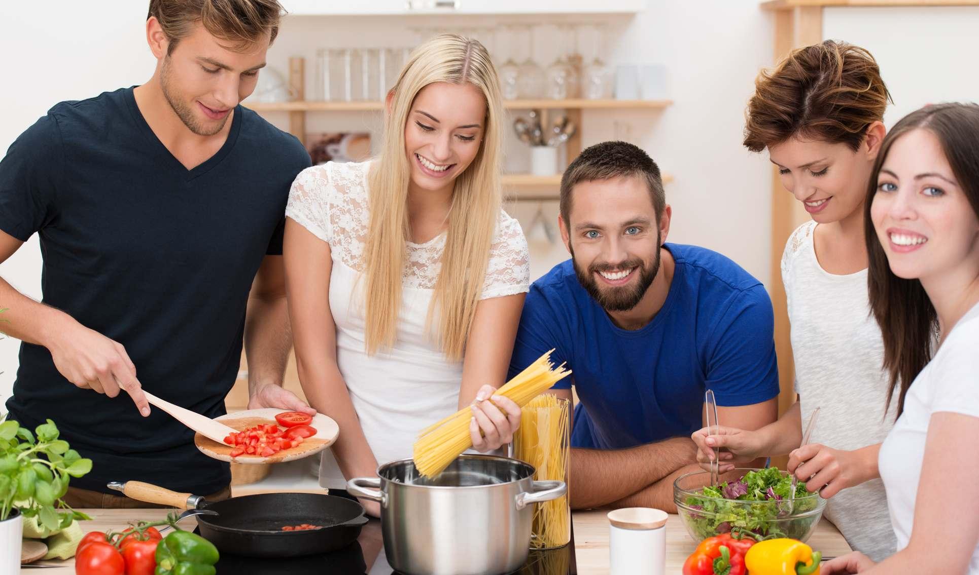סדנאות בישול לגיבוש צוותים וימי כיף