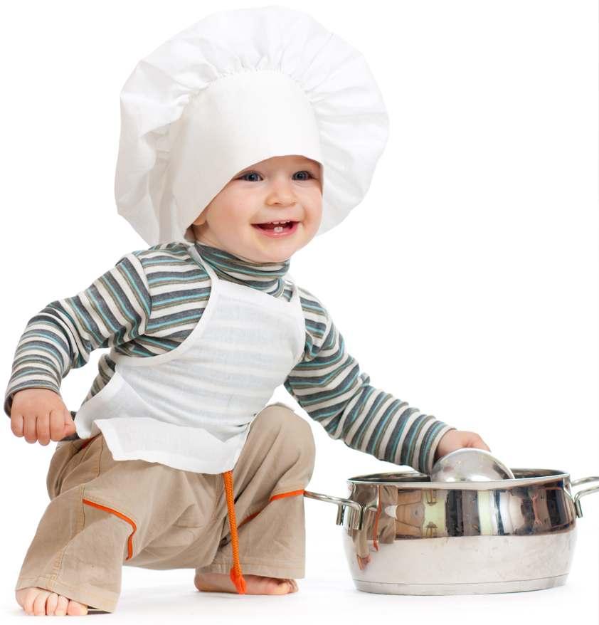 חוגי בישול בגנים, צהרונים ומועדוניות