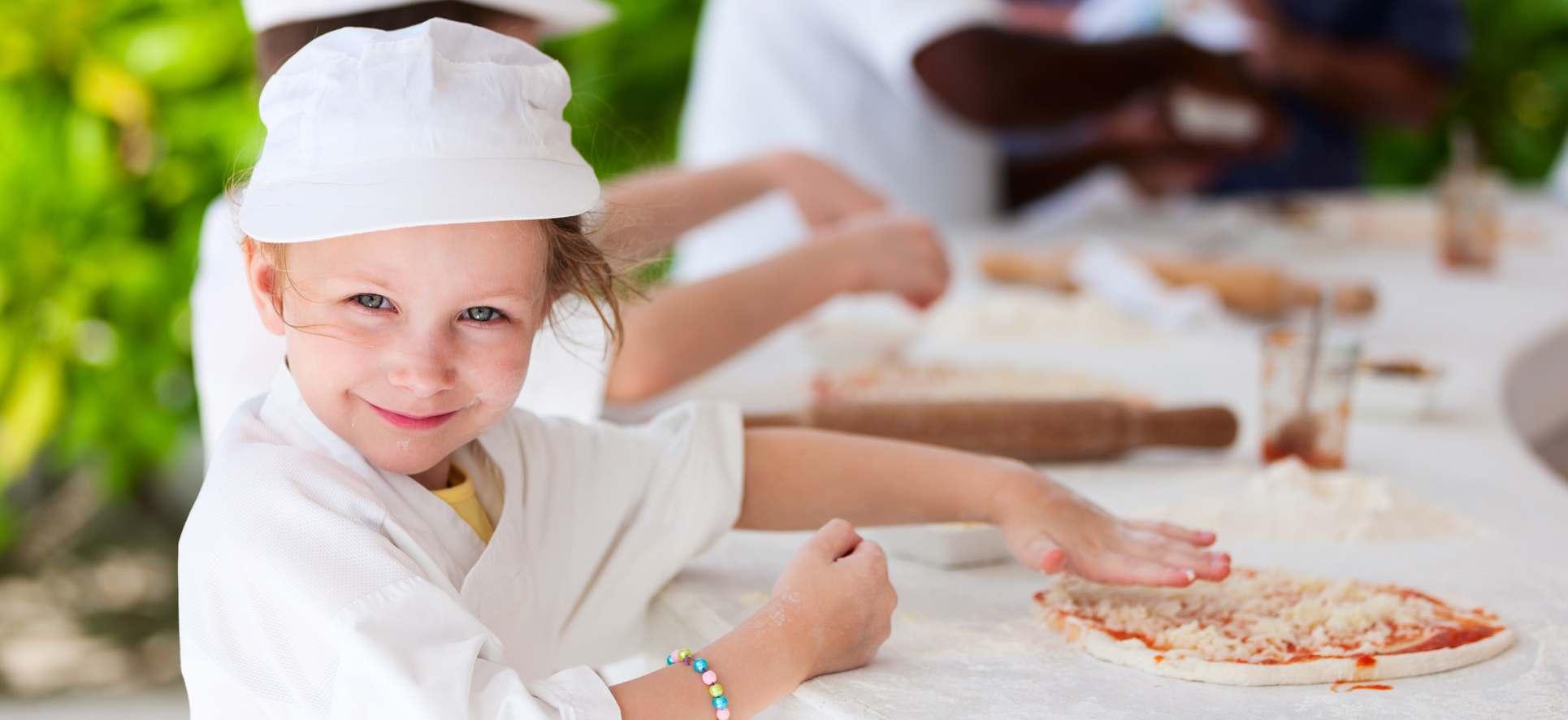סדנאות בישול לקייטנות