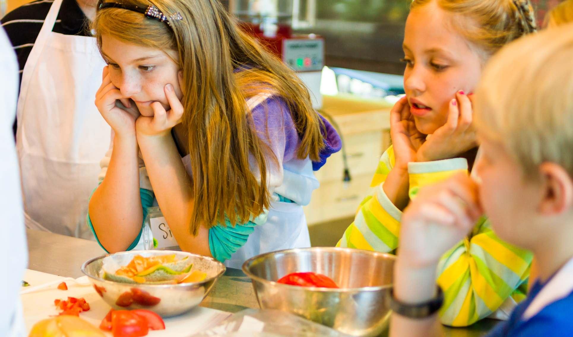 סדנת בישול משפחתית