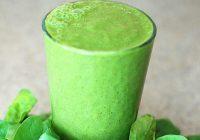 שייק ירוק (טבעוני בריא)