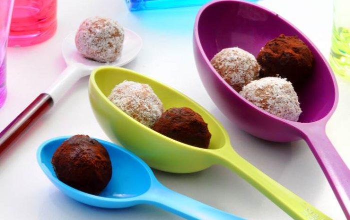 כדורי שוקולד בריאים