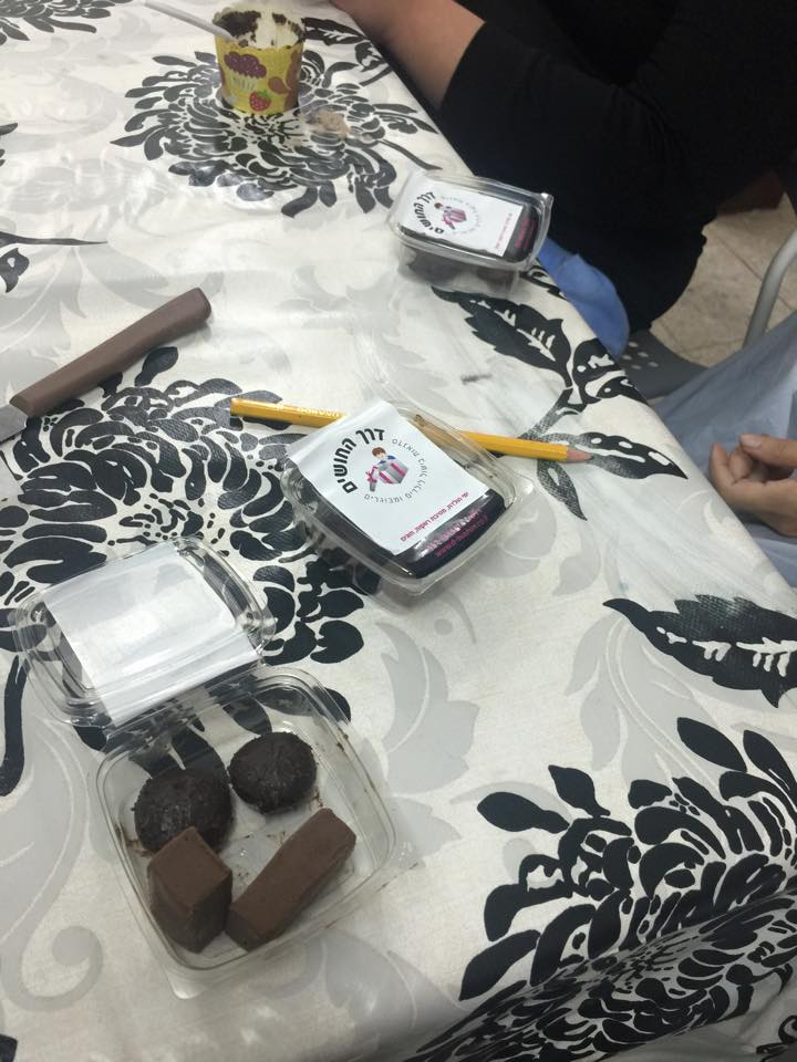 סדנת שוקולד בית הילדים, אשקלון, 2014
