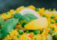 פאאה עם ירקות