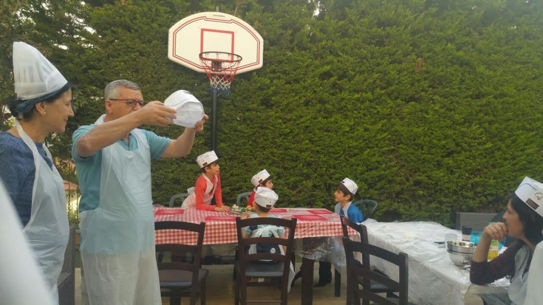 יום הולדת 60 לסבתא שולמית