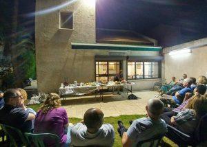 סדנת שייקים למדור מחלקת התנועה במשטרת ישראל