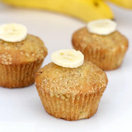מאפינס בננות